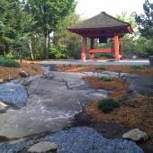 Ohara Peace Bell Japanese Garden